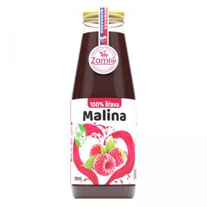 100% šťava Malina 700ml