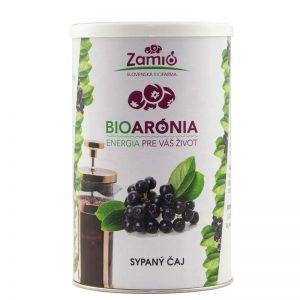 Sypaný čaj BIO Arónia 130g PREMIUM